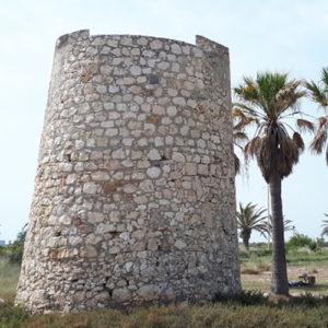 torre del poetto