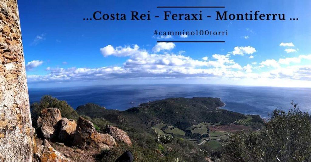 Costa Rei Ferraxi Monteferru evento 2021